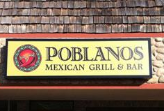 Post image for Poblanos Mexican Grill and Bar